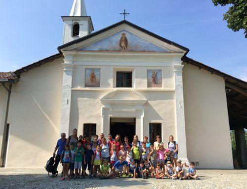 Pellegrini a San Vito
